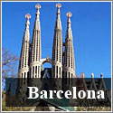 Barcelona - Španělsko