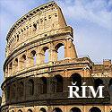 Řím - Itálie